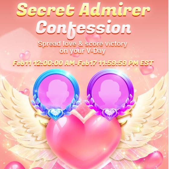 Secret Admirer Confession - liveme contests