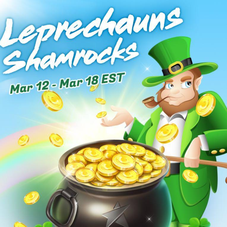 Leprechauns & Shamrocks