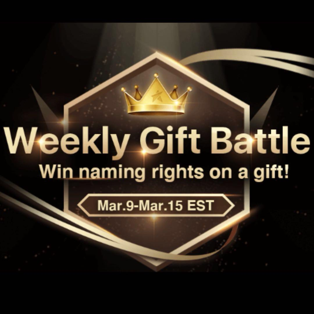 Weekly Star battle